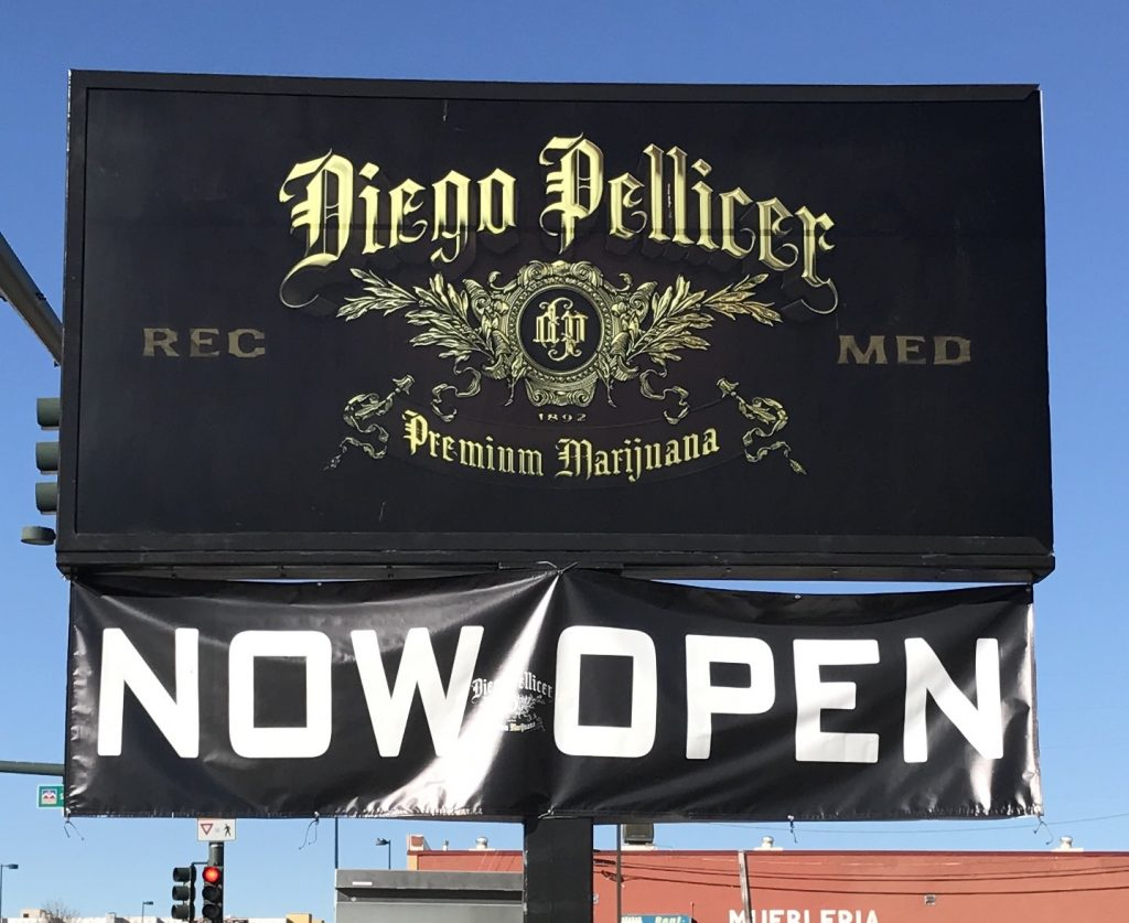 Diego Pellicer Sign