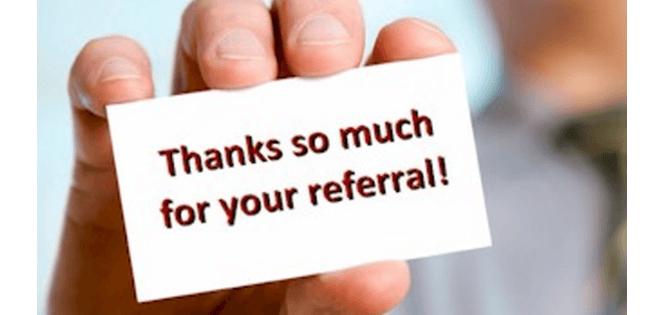 GeoShepard Client Referrals